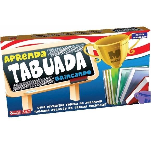 APRENDA TABUADA ALGAZARRA
