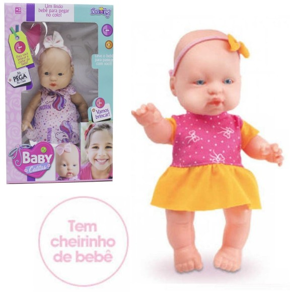 BABY CATITAS NOVA TOYS